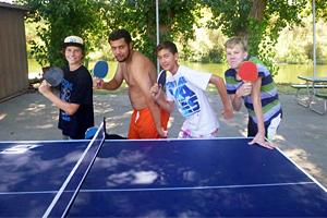 Ping Pong at Hauli Huvila