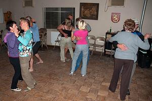 Dancing at Hauli Huvila