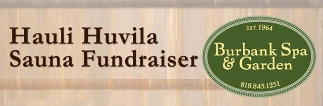 Sauna Fundraiser