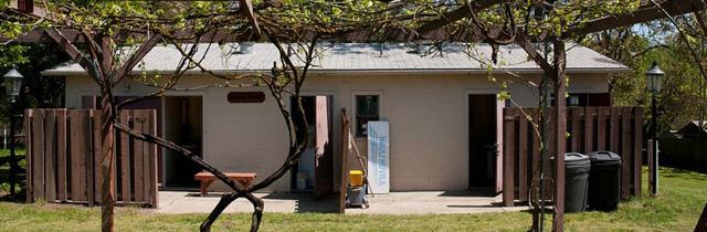Hauli Huvila Sauna Building